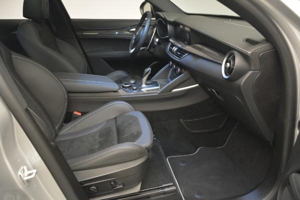 New 2019 Alfa Romeo Stelvio Quadrifoglio for sale Sold at Aston Martin of Greenwich in Greenwich CT 06830 26