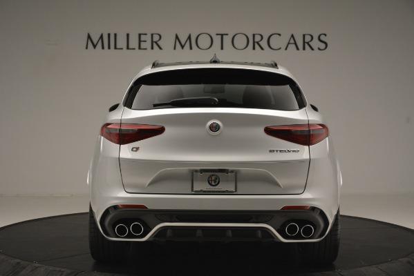 New 2019 Alfa Romeo Stelvio Quadrifoglio for sale Sold at Aston Martin of Greenwich in Greenwich CT 06830 6