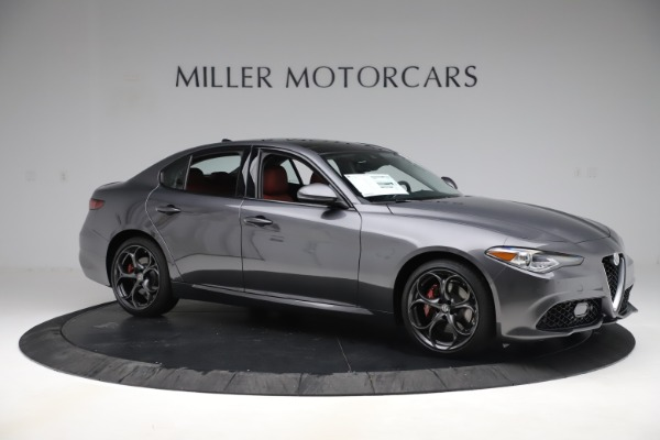 New 2019 Alfa Romeo Giulia Ti Sport Q4 for sale Sold at Aston Martin of Greenwich in Greenwich CT 06830 10