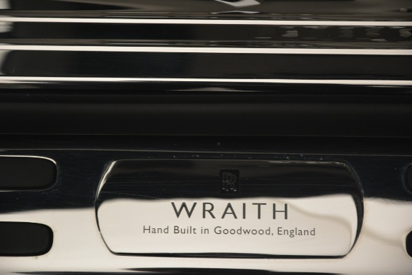 Used 2016 Rolls-Royce Wraith for sale Sold at Aston Martin of Greenwich in Greenwich CT 06830 27