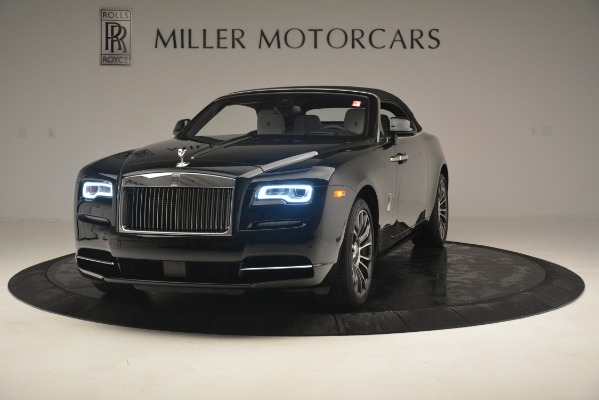 Used 2018 Rolls-Royce Dawn for sale Sold at Aston Martin of Greenwich in Greenwich CT 06830 16