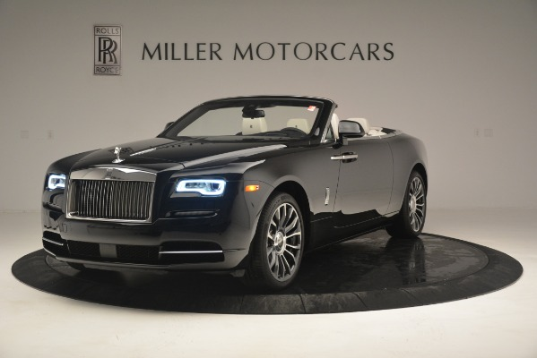 Used 2018 Rolls-Royce Dawn for sale Sold at Aston Martin of Greenwich in Greenwich CT 06830 3