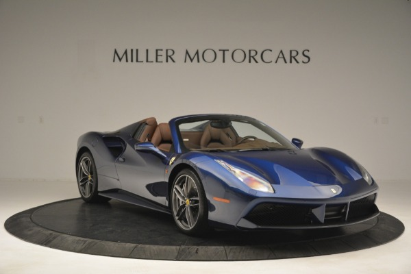 Used 2018 Ferrari 488 Spider for sale Sold at Aston Martin of Greenwich in Greenwich CT 06830 11