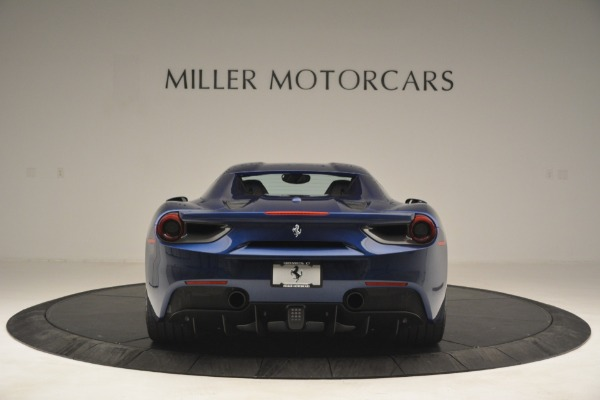 Used 2018 Ferrari 488 Spider for sale Sold at Aston Martin of Greenwich in Greenwich CT 06830 18