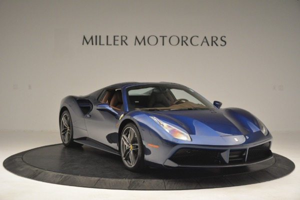Used 2018 Ferrari 488 Spider for sale Sold at Aston Martin of Greenwich in Greenwich CT 06830 23