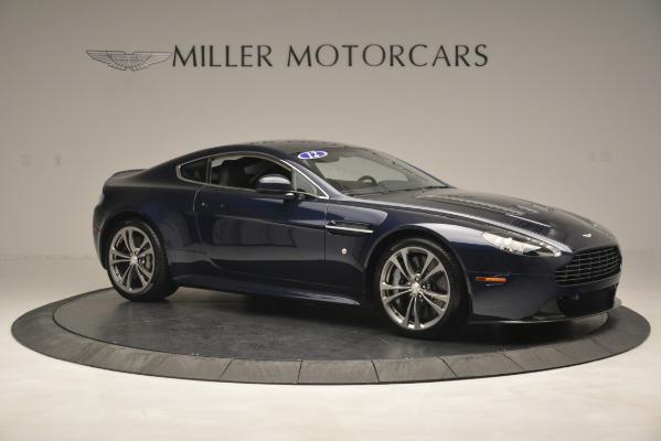 Used 2012 Aston Martin V12 Vantage for sale Sold at Aston Martin of Greenwich in Greenwich CT 06830 10