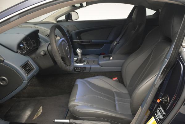 Used 2012 Aston Martin V12 Vantage for sale Sold at Aston Martin of Greenwich in Greenwich CT 06830 13