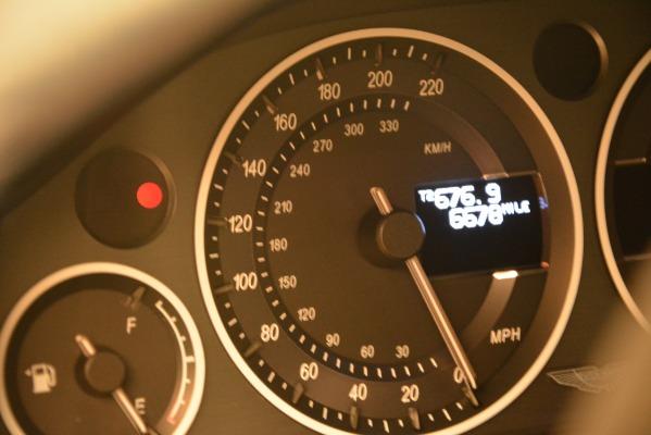 Used 2012 Aston Martin V12 Vantage for sale Sold at Aston Martin of Greenwich in Greenwich CT 06830 16