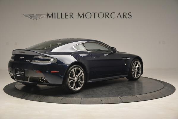 Used 2012 Aston Martin V12 Vantage for sale Sold at Aston Martin of Greenwich in Greenwich CT 06830 8