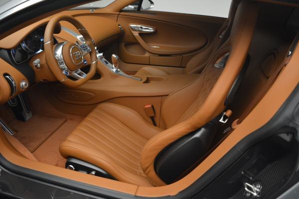 Used 2019 Bugatti Chiron for sale Sold at Aston Martin of Greenwich in Greenwich CT 06830 17
