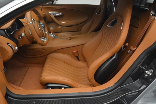 Used 2019 Bugatti Chiron for sale Sold at Aston Martin of Greenwich in Greenwich CT 06830 18