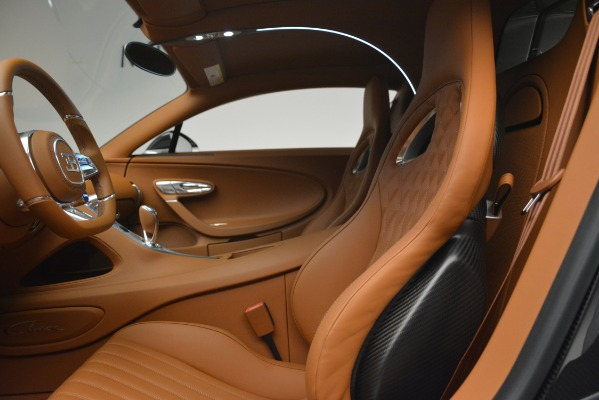 Used 2019 Bugatti Chiron for sale Sold at Aston Martin of Greenwich in Greenwich CT 06830 20