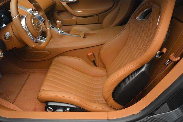 Used 2019 Bugatti Chiron for sale Sold at Aston Martin of Greenwich in Greenwich CT 06830 21
