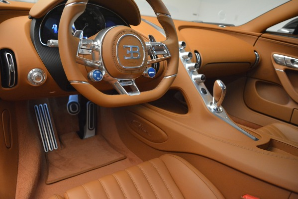 Used 2019 Bugatti Chiron for sale Sold at Aston Martin of Greenwich in Greenwich CT 06830 22