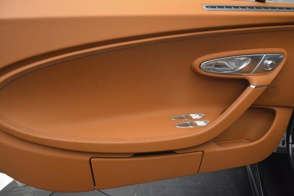 Used 2019 Bugatti Chiron for sale Sold at Aston Martin of Greenwich in Greenwich CT 06830 23