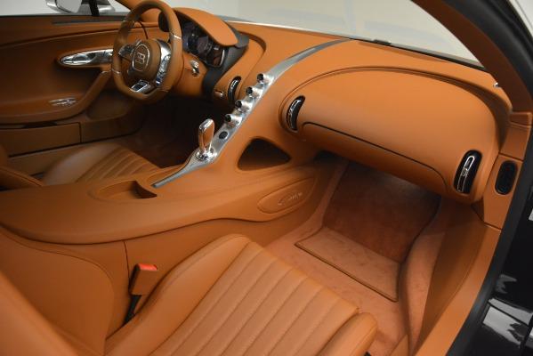 Used 2019 Bugatti Chiron for sale Sold at Aston Martin of Greenwich in Greenwich CT 06830 24
