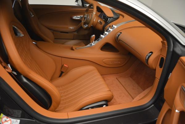 Used 2019 Bugatti Chiron for sale Sold at Aston Martin of Greenwich in Greenwich CT 06830 25