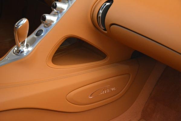Used 2019 Bugatti Chiron for sale Sold at Aston Martin of Greenwich in Greenwich CT 06830 27