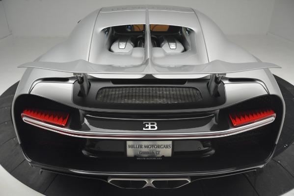 Used 2019 Bugatti Chiron for sale Sold at Aston Martin of Greenwich in Greenwich CT 06830 28