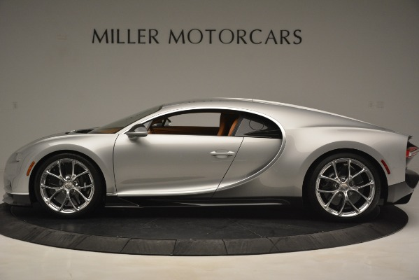 Used 2019 Bugatti Chiron for sale Sold at Aston Martin of Greenwich in Greenwich CT 06830 3