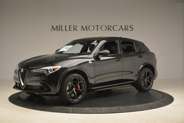 New 2019 Alfa Romeo Stelvio Quadrifoglio for sale Sold at Aston Martin of Greenwich in Greenwich CT 06830 2