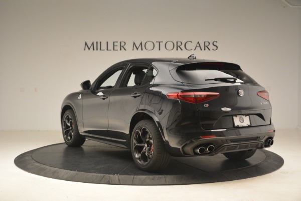 New 2019 Alfa Romeo Stelvio Quadrifoglio for sale Sold at Aston Martin of Greenwich in Greenwich CT 06830 5