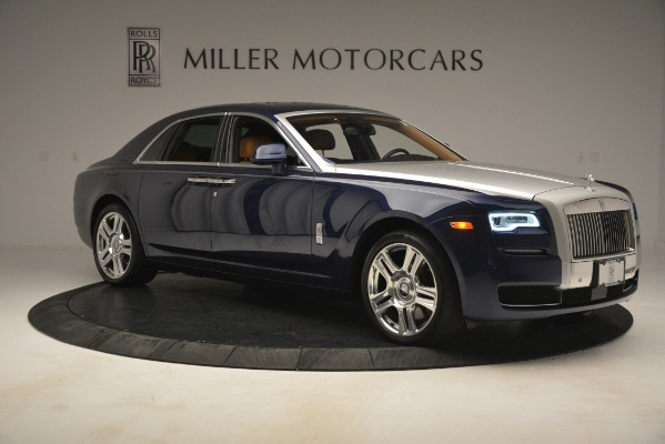 Used 2016 Rolls-Royce Ghost for sale Sold at Aston Martin of Greenwich in Greenwich CT 06830 14