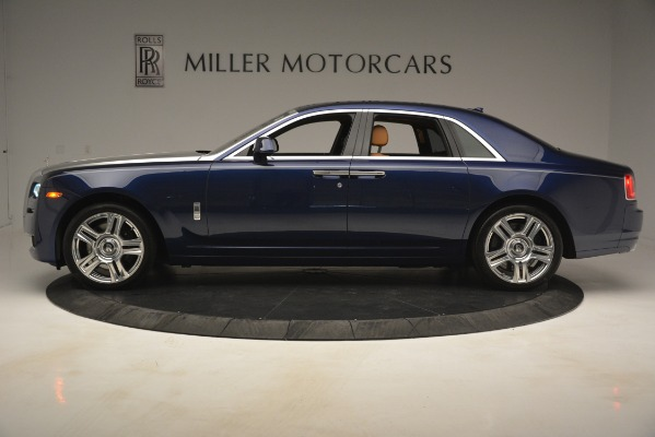 Used 2016 Rolls-Royce Ghost for sale Sold at Aston Martin of Greenwich in Greenwich CT 06830 3