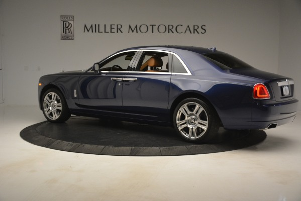 Used 2016 Rolls-Royce Ghost for sale Sold at Aston Martin of Greenwich in Greenwich CT 06830 4