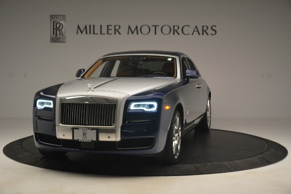 Used 2016 Rolls-Royce Ghost for sale Sold at Aston Martin of Greenwich in Greenwich CT 06830 1
