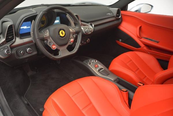 Used 2015 Ferrari 458 Italia for sale $215,900 at Aston Martin of Greenwich in Greenwich CT 06830 13