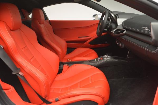 Used 2015 Ferrari 458 Italia for sale $215,900 at Aston Martin of Greenwich in Greenwich CT 06830 18