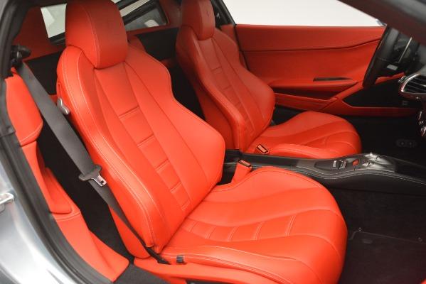 Used 2015 Ferrari 458 Italia for sale $215,900 at Aston Martin of Greenwich in Greenwich CT 06830 19