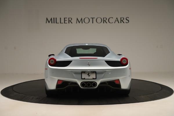 Used 2015 Ferrari 458 Italia for sale $215,900 at Aston Martin of Greenwich in Greenwich CT 06830 6