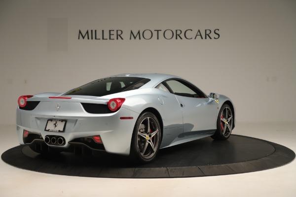 Used 2015 Ferrari 458 Italia for sale $215,900 at Aston Martin of Greenwich in Greenwich CT 06830 7