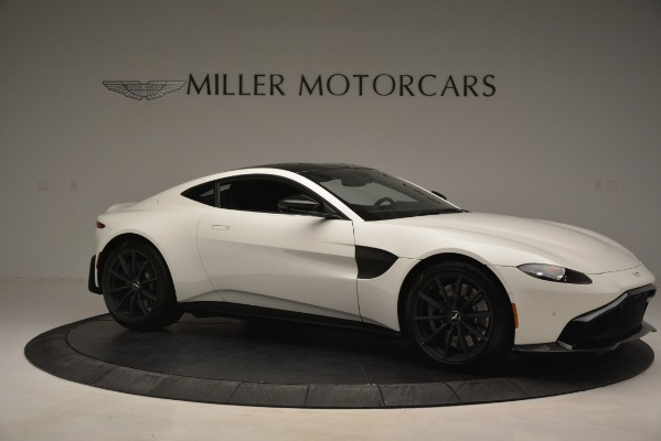 New 2019 Aston Martin Vantage V8 for sale Sold at Aston Martin of Greenwich in Greenwich CT 06830 10