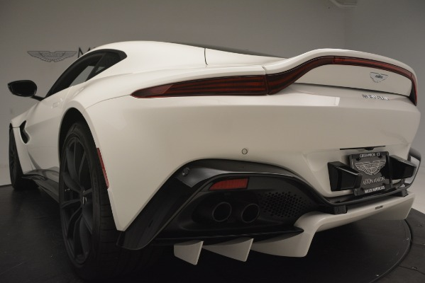 New 2019 Aston Martin Vantage V8 for sale Sold at Aston Martin of Greenwich in Greenwich CT 06830 21