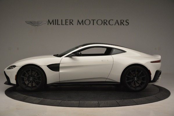 New 2019 Aston Martin Vantage V8 for sale Sold at Aston Martin of Greenwich in Greenwich CT 06830 3