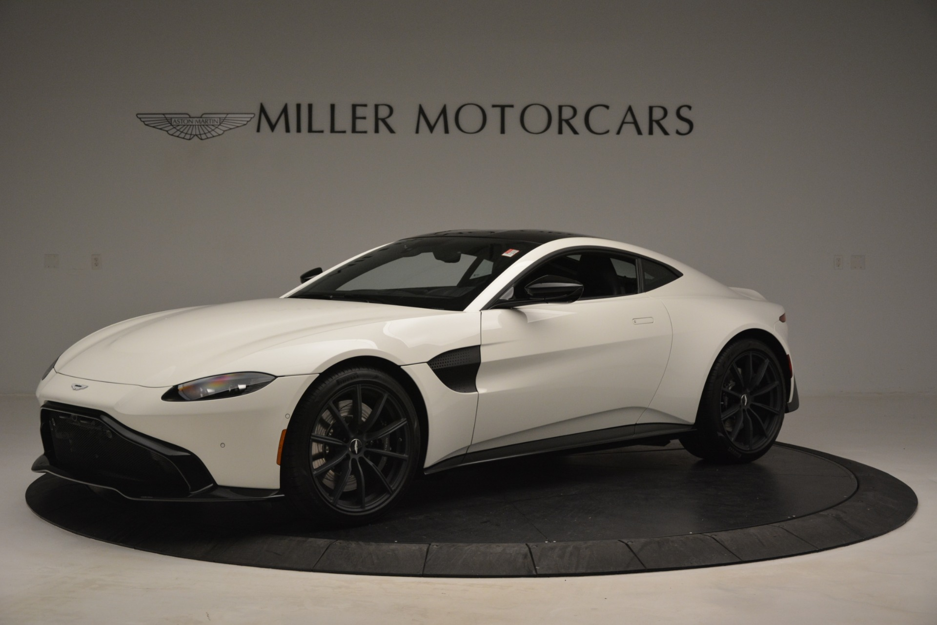 New 2019 Aston Martin Vantage V8 for sale Sold at Aston Martin of Greenwich in Greenwich CT 06830 1