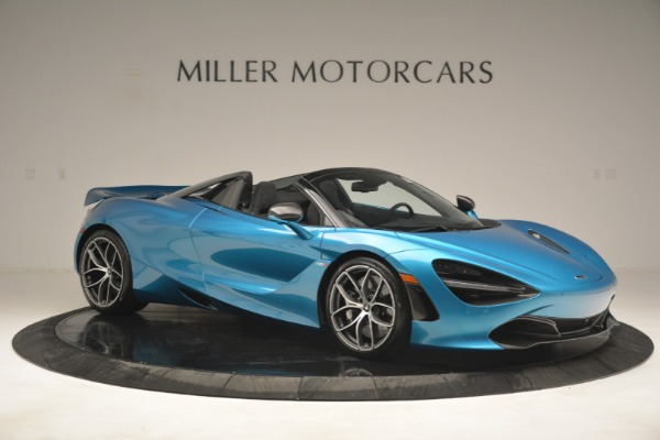 New 2019 McLaren 720S Spider for sale Sold at Aston Martin of Greenwich in Greenwich CT 06830 10