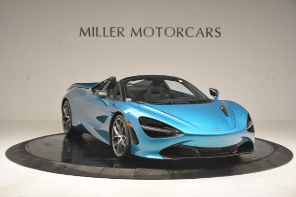New 2019 McLaren 720S Spider for sale Sold at Aston Martin of Greenwich in Greenwich CT 06830 11