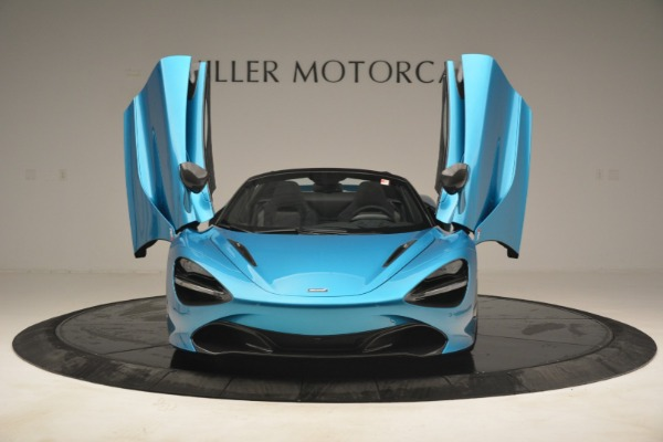 New 2019 McLaren 720S Spider for sale Sold at Aston Martin of Greenwich in Greenwich CT 06830 12
