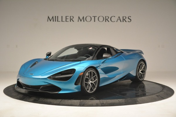 New 2019 McLaren 720S Spider for sale Sold at Aston Martin of Greenwich in Greenwich CT 06830 14