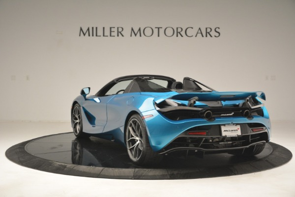 New 2019 McLaren 720S Spider for sale Sold at Aston Martin of Greenwich in Greenwich CT 06830 5