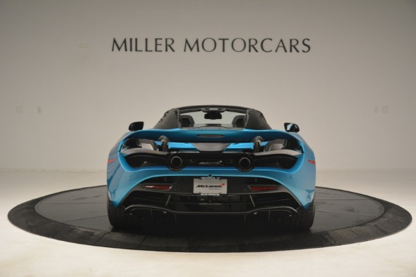 New 2019 McLaren 720S Spider for sale Sold at Aston Martin of Greenwich in Greenwich CT 06830 6