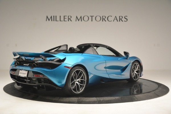 New 2019 McLaren 720S Spider for sale Sold at Aston Martin of Greenwich in Greenwich CT 06830 7