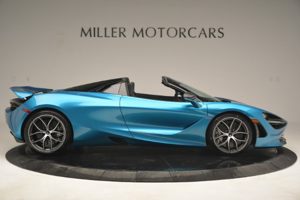 New 2019 McLaren 720S Spider for sale Sold at Aston Martin of Greenwich in Greenwich CT 06830 9