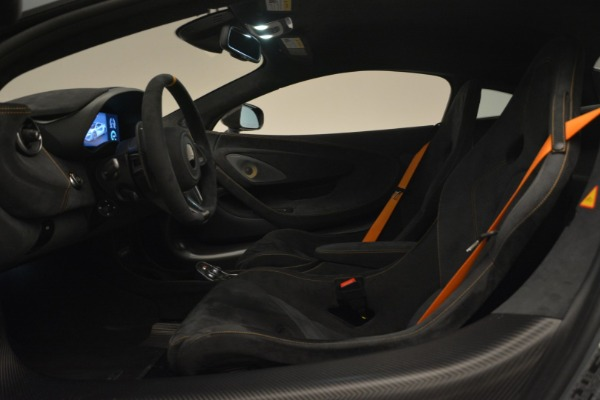 New 2019 McLaren 600LT Coupe for sale Sold at Aston Martin of Greenwich in Greenwich CT 06830 18