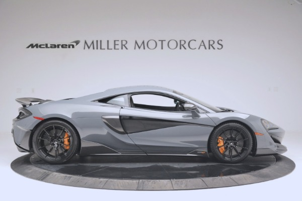 New 2019 McLaren 600LT Coupe for sale Sold at Aston Martin of Greenwich in Greenwich CT 06830 9
