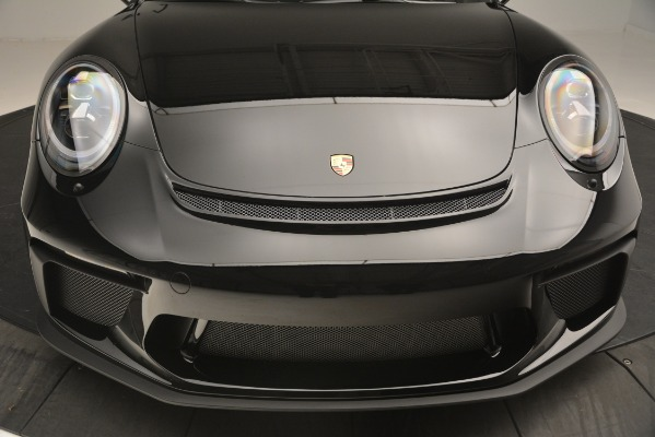 Used 2018 Porsche 911 GT3 for sale Sold at Aston Martin of Greenwich in Greenwich CT 06830 12